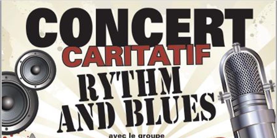 CONCERT SOUL FAB' - Rythm and Blues - Les Amis de Mattéo