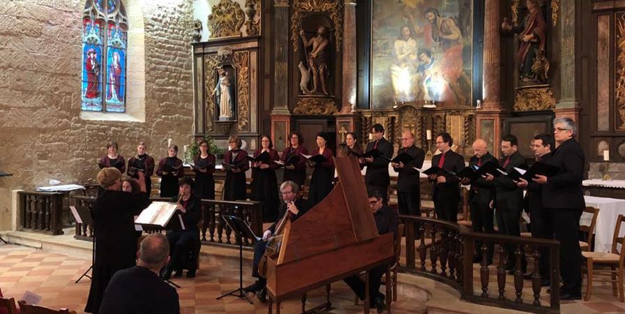 Concert Bach #2 - La Mélodie des Pierres