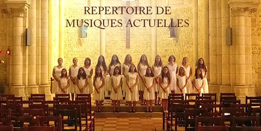 Concert Voix du Lac : Choeur de jeunes, choeur de femmes, ensembles vocaux - Le CEM