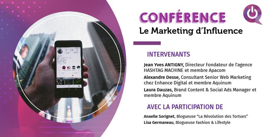 #AQUIVERSAIRE2019 - Marketing d'influence - COMPLET - Aquinum