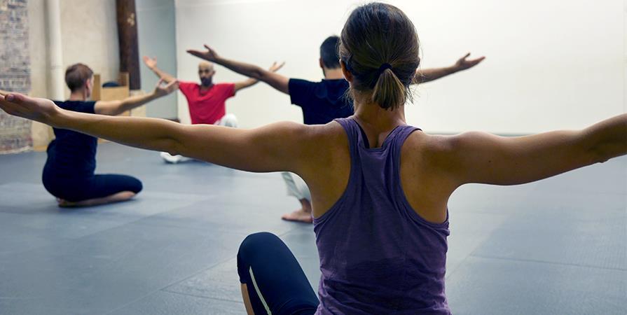17 Nov : stage tous niveaux de Hatha / Raja Yoga au Dojo Tenchi - Indian Swaas
