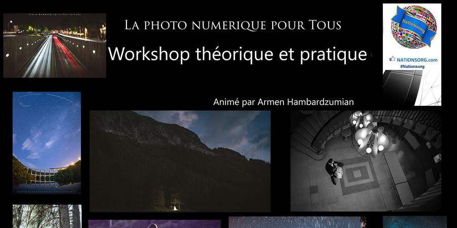 Atelier de Photo Numérique ( Débutant ) - Nationsorg