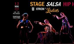SALSA HIP HOP WORKSHOP BY XTREM'LADIES - Association Meltin'Spirit