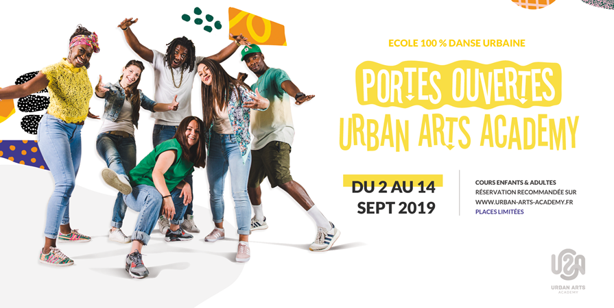 Cours d'essai Krump - association Urban Arts Academy