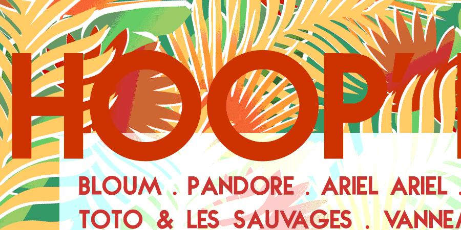 HOOP' FESTIVAL 2017 - ASSOCIATION W I L D