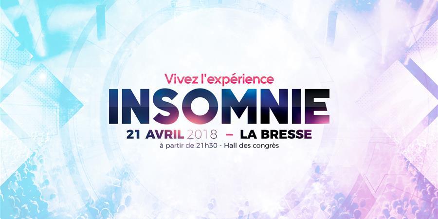 Insomnie • 21 avril 2018 • La Bresse - VIZION PRODUCTION