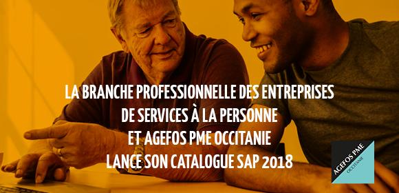 Lancement du Catalogue AGEFOS PME Occitanie 2018 par la Fondation INFA Toulouse - Fondation iNFA Nouvelle-Aquitaine