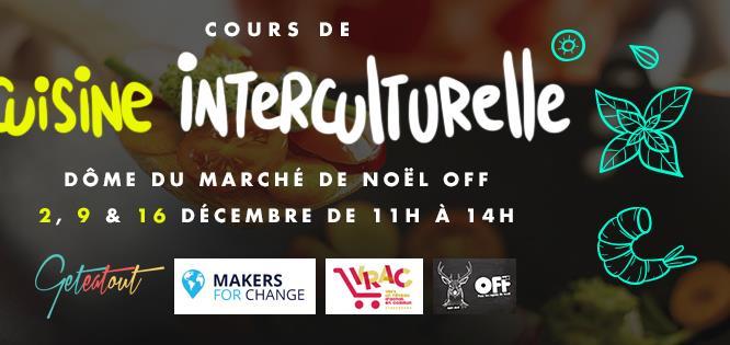 Cours de cuisine interculturelle #1 - Makers For Change
