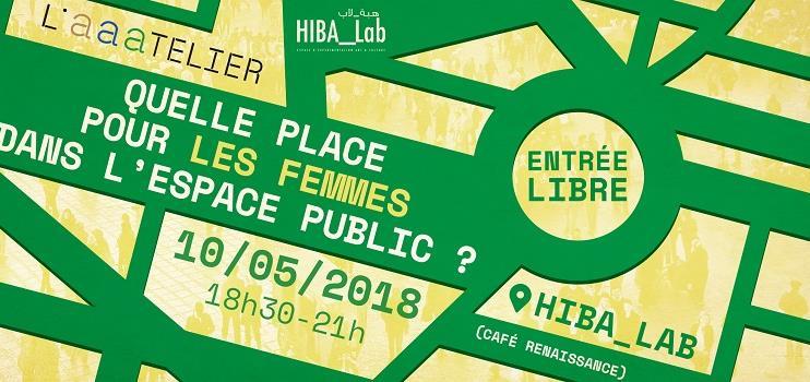 Quelle place pour les femmes dans l'espace public ? - l'Atelier des droits de l'Homme