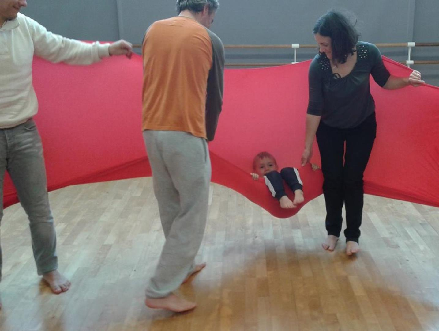 ATELIER PARENTS/ENFANTS - Association Filigrane / Cie L'Instant