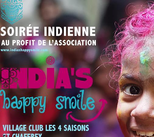 Soirée Indienne - India's Happy Smile