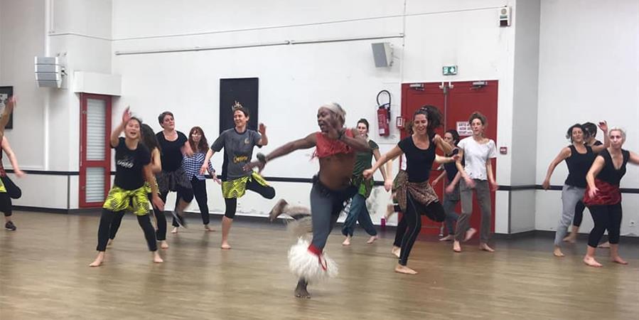 Stage de Danse Africaine 22 Mars 2020 - La Troupe de Brazza Nantes