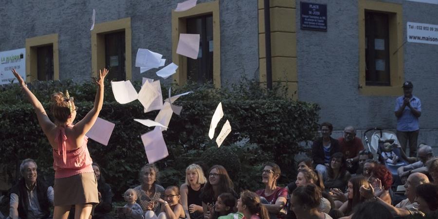 Les Soirs en Scène - 11 octobre - FANNY DURET - Meunier... Tu Danses !