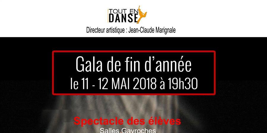 Gala Tout En Danse 2018 - TOUT EN DANSE