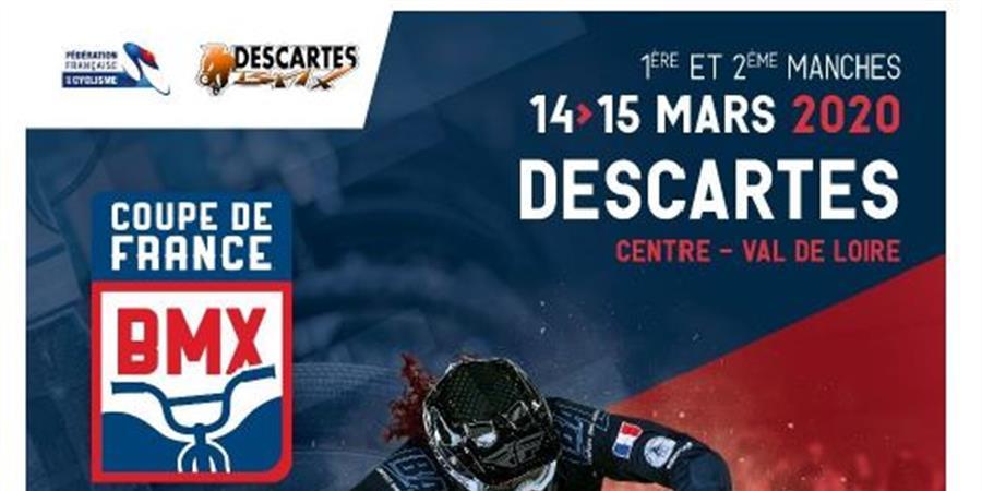 CDF manche 1 DEscartes 14-15 mars 2020 - BMX VTT DARDILLY