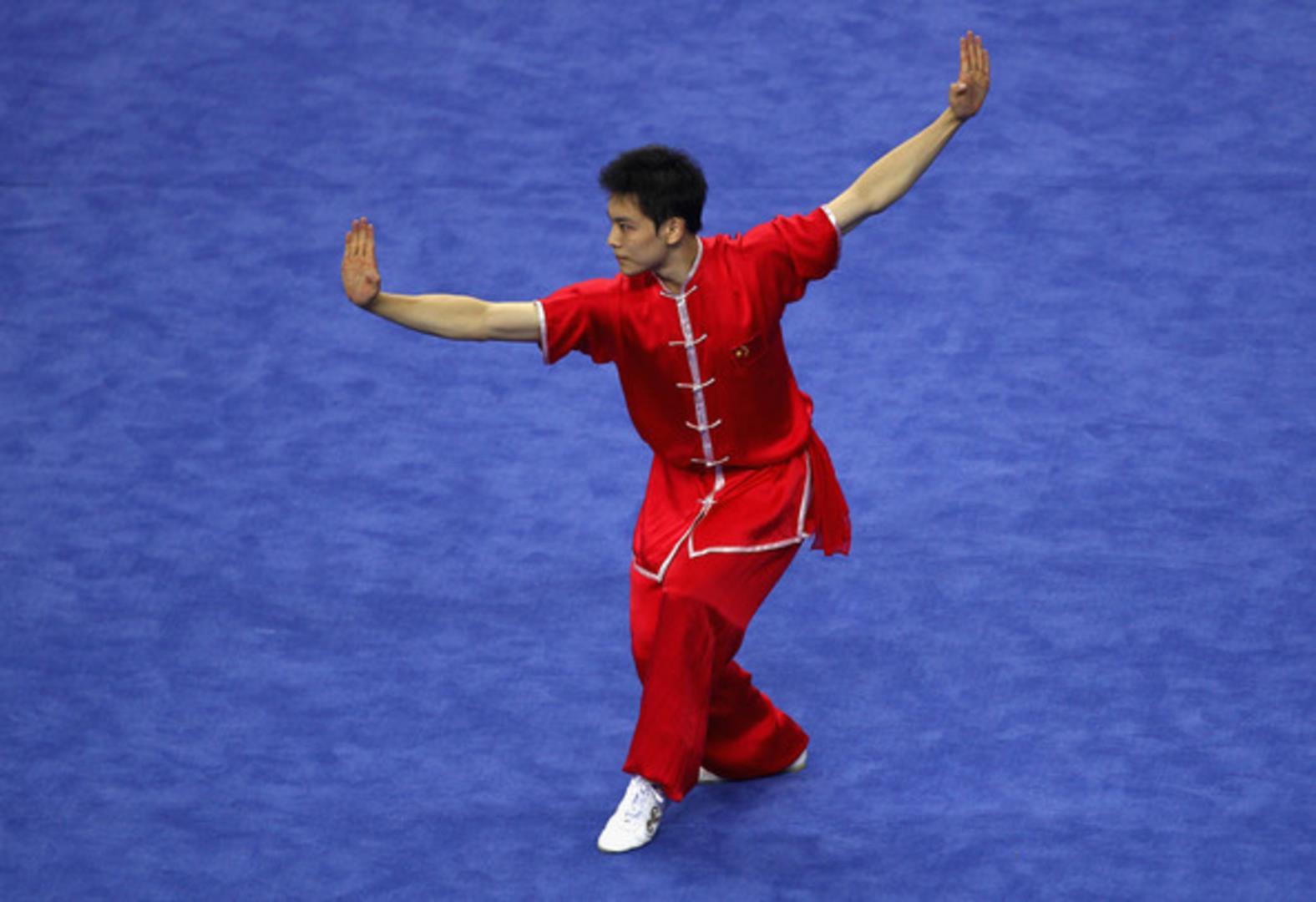 Cours Intensif - Kung Fu Club Nantais