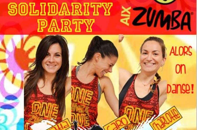 Solidarity Zumba® Party !!  - Coeur & ACT