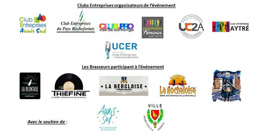 Soirée Inter Clubs - Club des Entreprises Aunis Sud