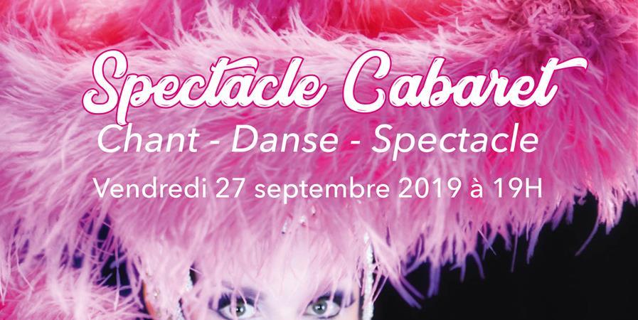 SPECTACLE CABARET DIVINES FANTAISIES  - LADC - Danse & Forme