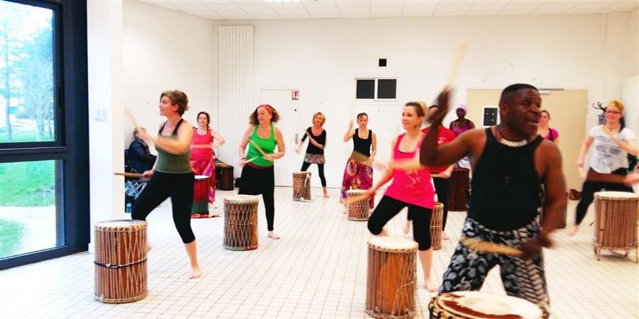 Stage de Danse Africaine & de Doum-doum danse ! - La Troupe de Brazza Nantes