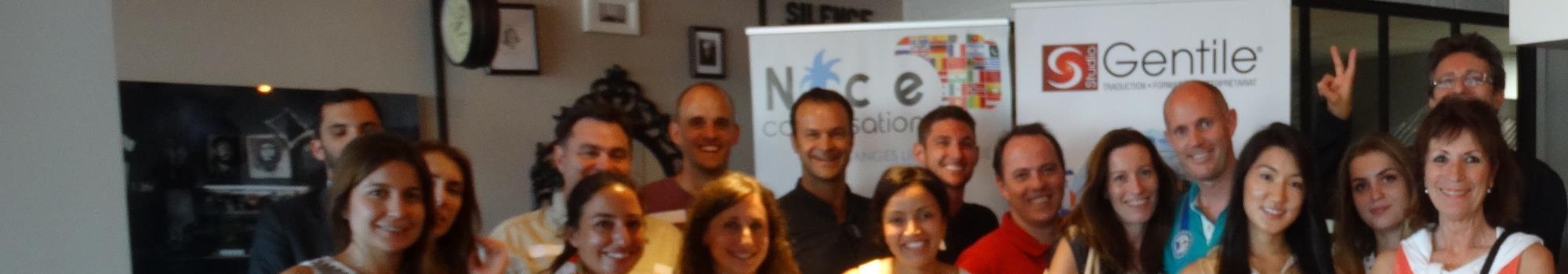 Nice Conversation #3 - JCE Métropole Niçoise