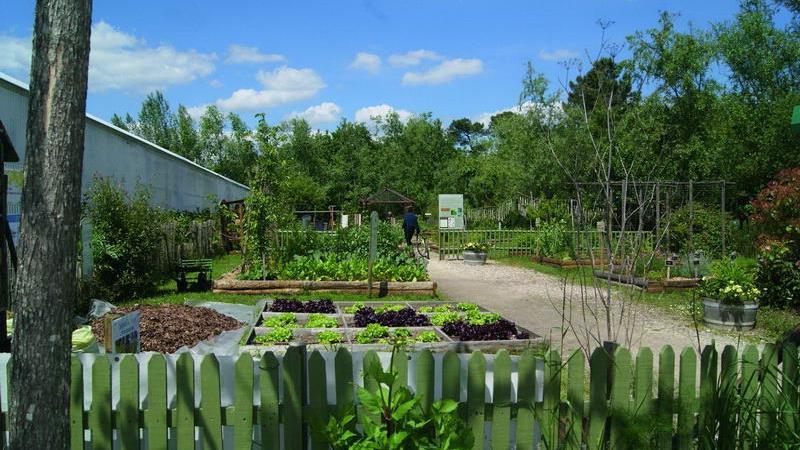 """Rendez-vous aux Jardins : """" L'Europe des jardins """" - Association Ecosite du Bourgailh"""