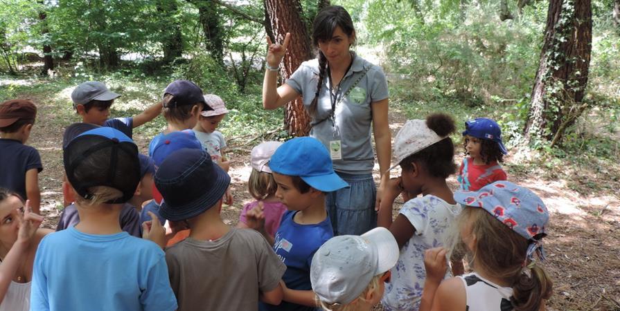 Les petits aventuriers de la nature - 28 août - 4 à 6 ans - Association Ecosite du Bourgailh
