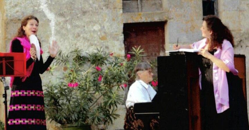 """Récital """"Due soprani"""" - Orgues et Patrimoine de Pibrac"""