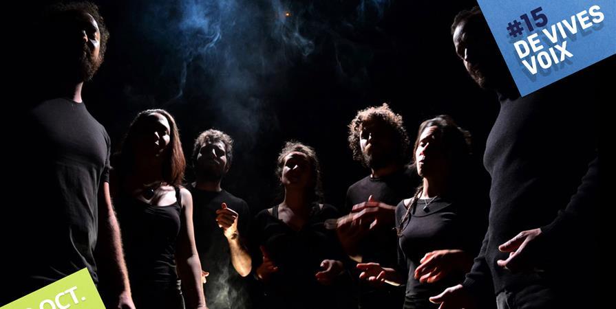 Concert Lo Barrut - De Vives Voix # 15 - Les Voies du Chant