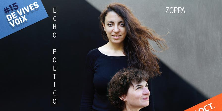 """Concert """"ALLA ZOPPA"""". DE VIVES VOIX #15 - Les Voies du Chant"""