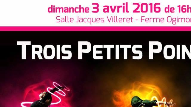 Piloxing and Zumba #1 - Trois Petits Points
