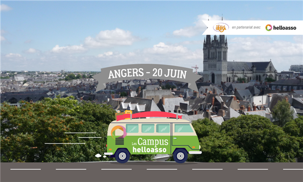Campus HelloAsso d'Angers - Campus HelloAsso