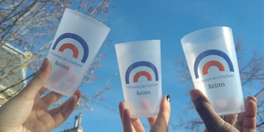 Bon de commande Eco-cups du Parlement des Etudiants - Reims - Parlement des Etudiants - Reims