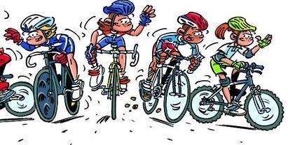 Course au village de Gournay Sur Aronde - Association Cycliste Estrées Saint Denis