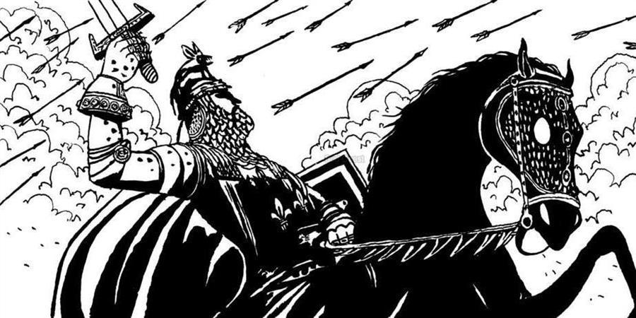Libertés : le Prince Noir et la commune anglo-gasconne - Balade n°3 - Association Kairinos