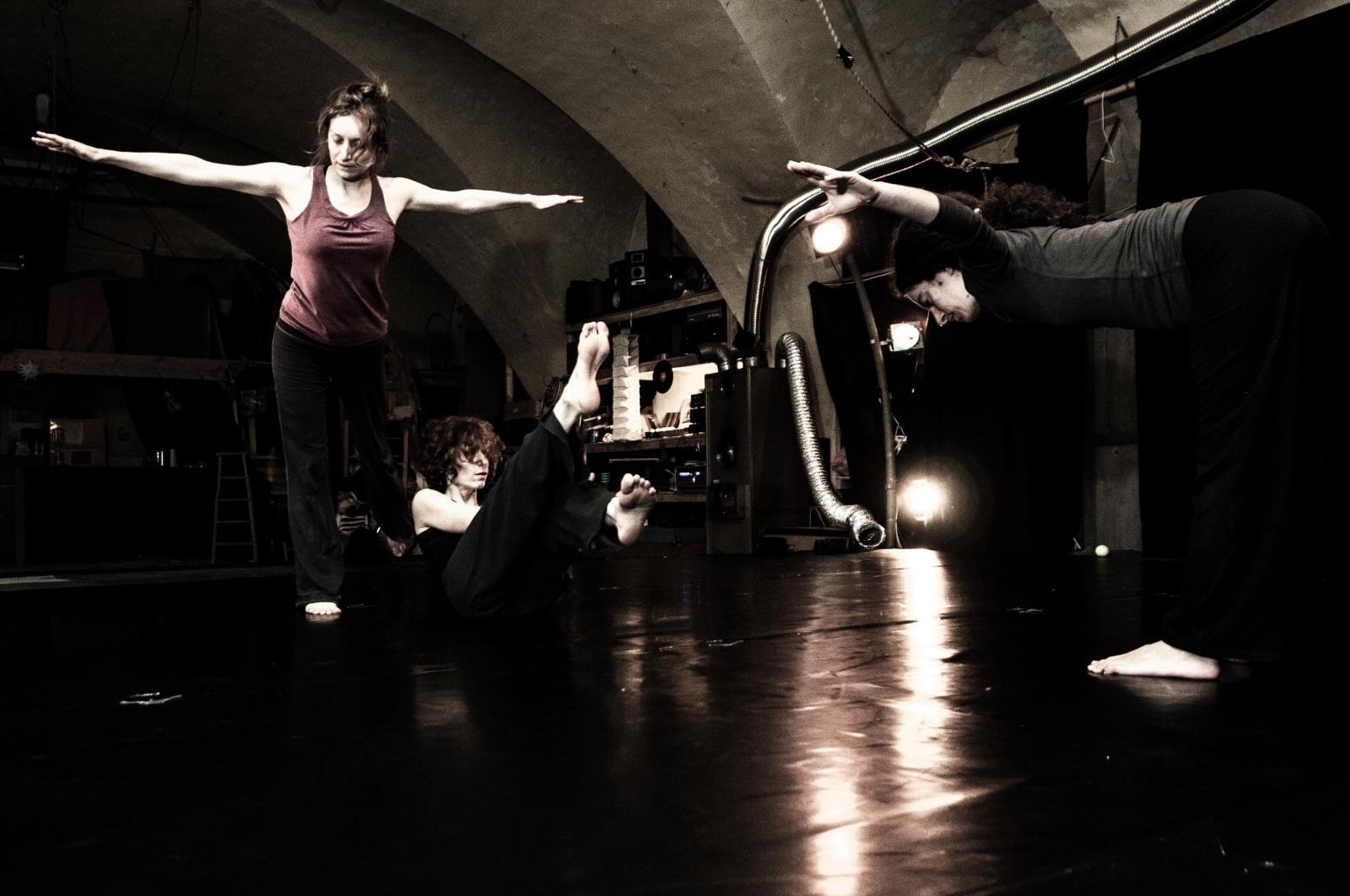 Body Mind Centering – Cycle 1 – Etre Dansé - Studio Littledancer
