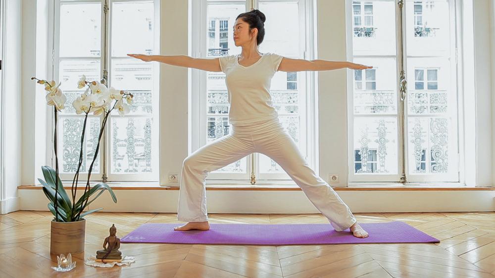 Hatha Yoga - OMKAMALA