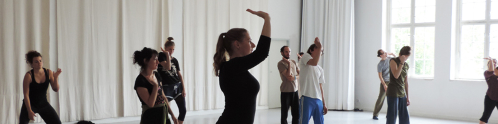 Théâtre Physique - Plateforme de la jeune création franco-allemande