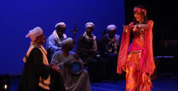 stage de danse orientale-niveau debutant - LEILA HADDAD - Association Altair