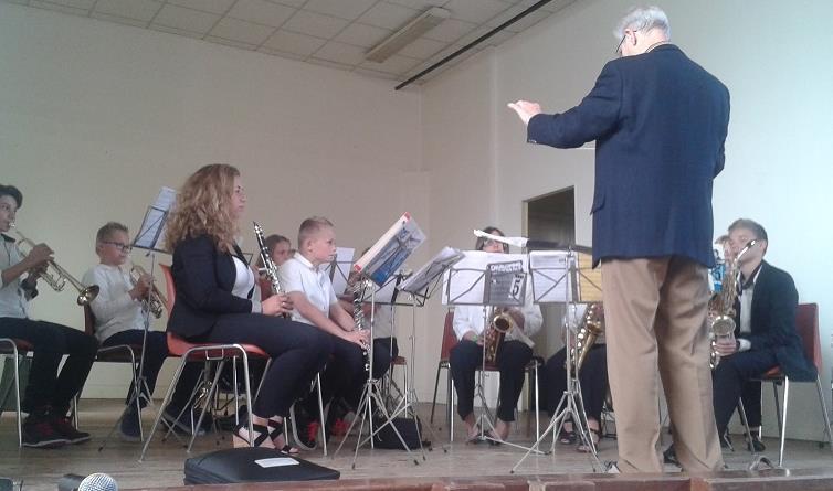 """FESTIVAL JEUNE ORCHESTRE - PARTENARIAT PUBLICITAIRE - Ecole Rurale et Intercommunale de Musique """"Etienne Simon"""""""