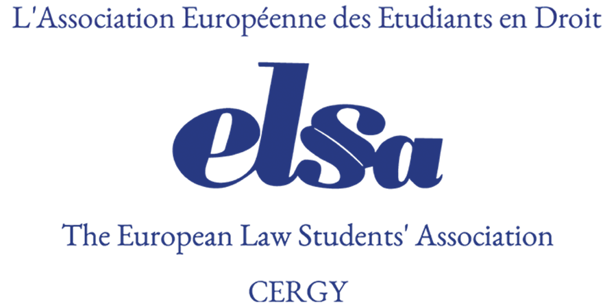 Inscriptions Non Adhérents Moot Court Competition 2020 - ELSA Cergy
