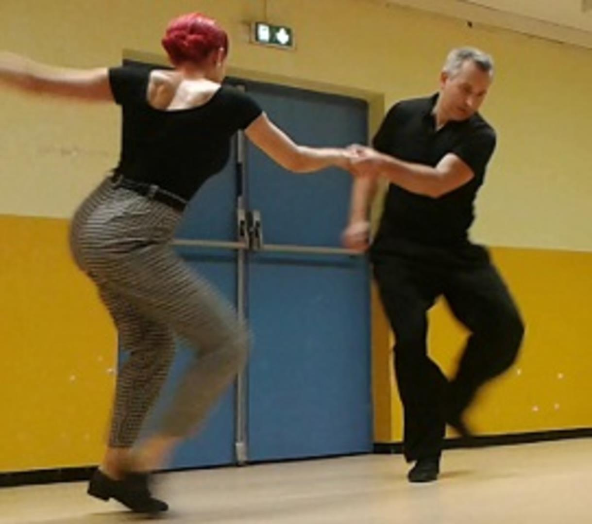 LINDY HOP INTERMEDIAIRE - CORNEBARRIEU DANSE