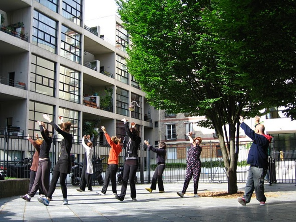 Tai chi Chuan - NAKAIMA association