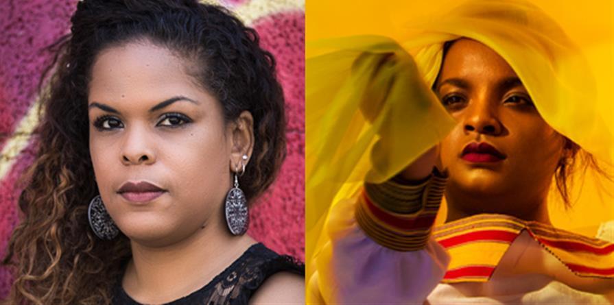 Gwendoline Absalon et Emy Potonié au Bisik! - ACTER