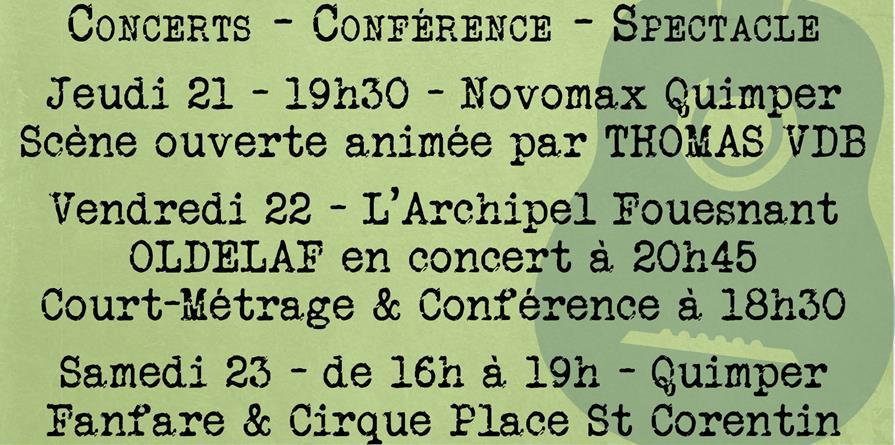 Festi+ Le Festival - La ferme de Tobie