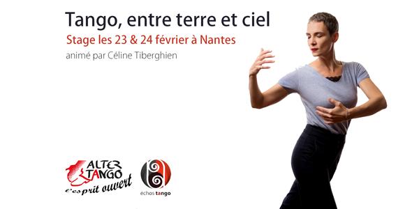 Stage Céline Tiberghien - AlterTango