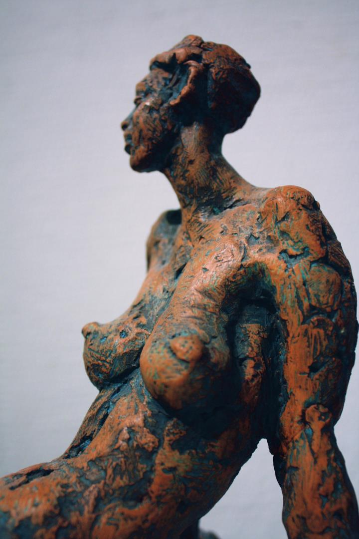 Stage de modelage - sculpture d'après modèle vivant - L' Atelier Saint Fargeau