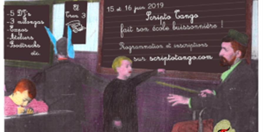 MILONGA EL TREN 3 - SCRIPTO TANGO
