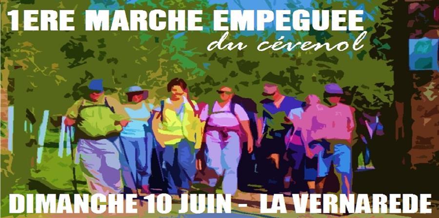 1ère Marche Empéguée du Cévenol - Comité Touristique