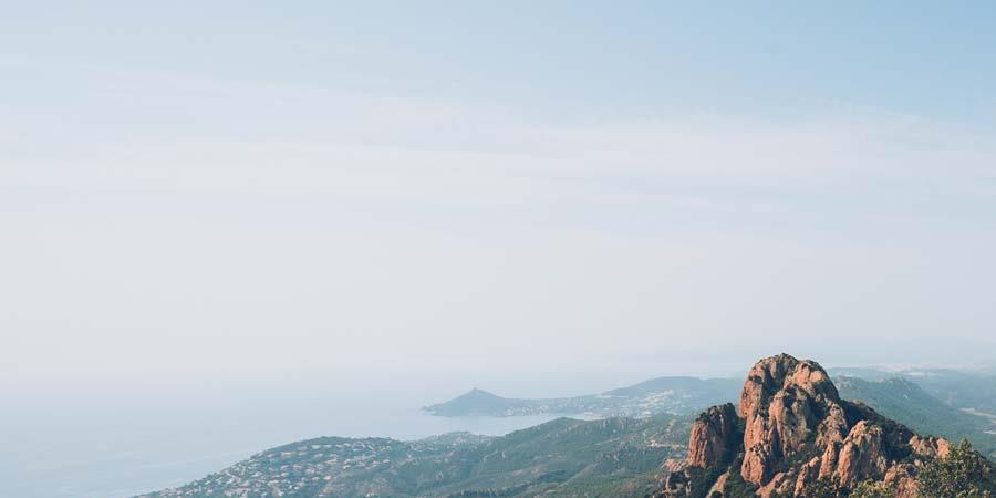Randonnée au pic du cap roux !  - Rando d'Azur